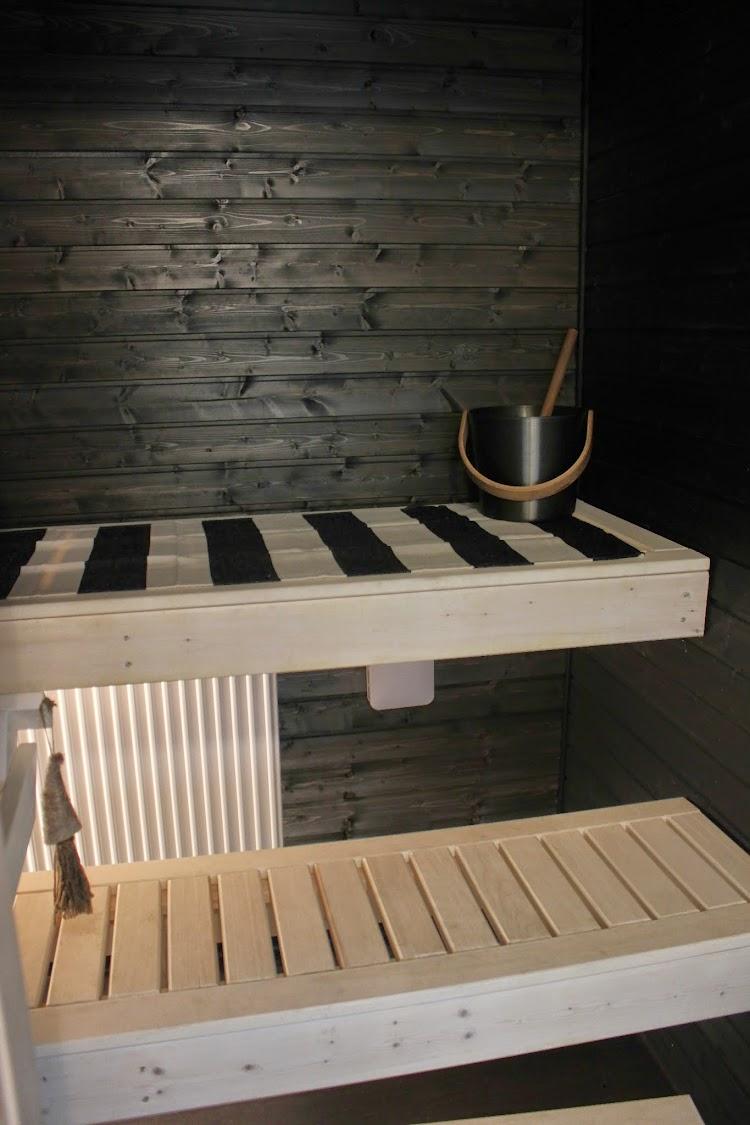 Älvsbytalo sauna