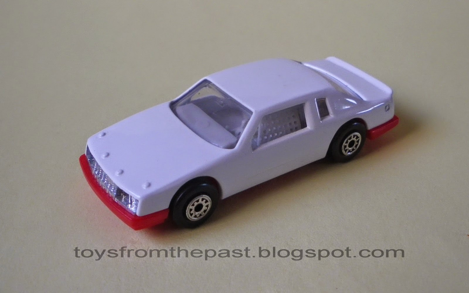 Toys From The Past EDOCAR BUICK LESARRE STOCK CAR Nr - Buick stock