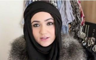 Cara Memakai Jilbab untuk Menyiasati Pipi Chubby Jadi Lebih Tirus