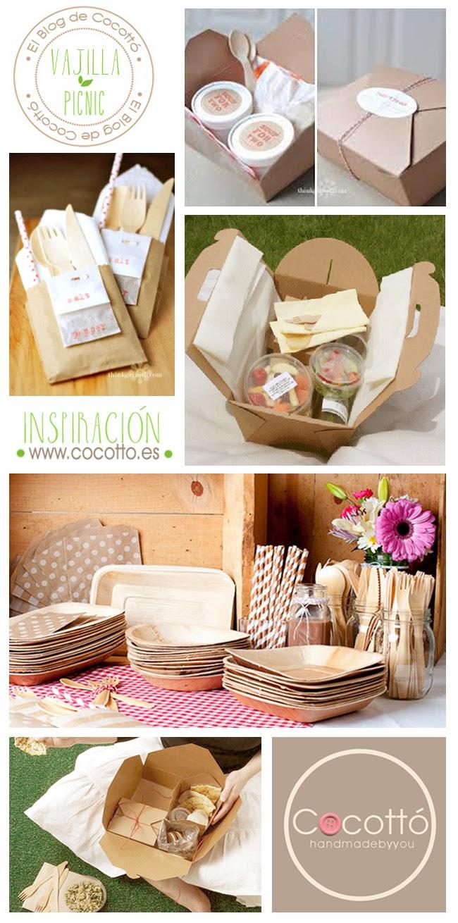 Comida para picnic y envases para llevar blog cocott - Envases para llevar ...