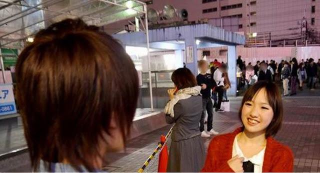 Layanan Sewa Pacar di Jepang Super Aneh