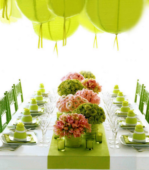how to set a summer table - haute khuuture