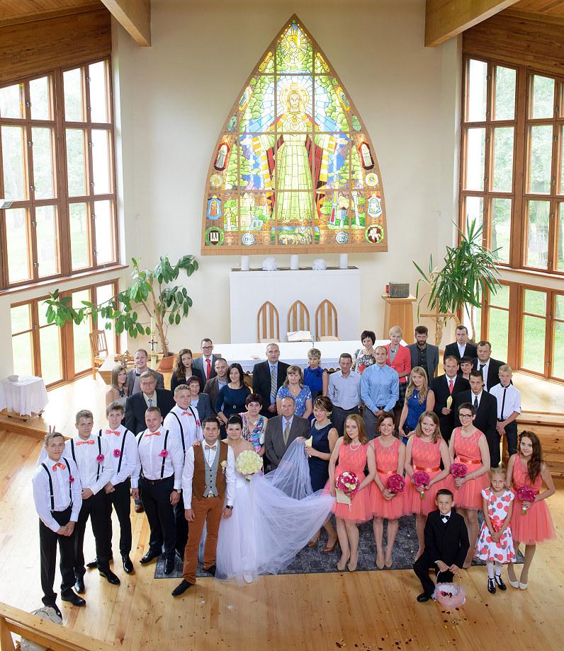 vestuvių grupinės fotosesijos nuotraukos