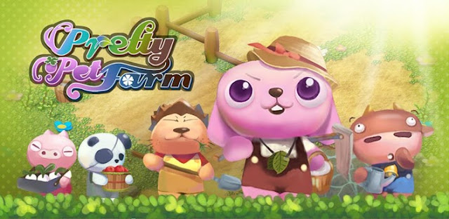 Pretty Pet Farm v1.0.0 Mod (Unlimited Money) Apk