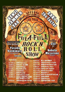 4/28(金) FULA FULA ROCK'N ROLL SHOW