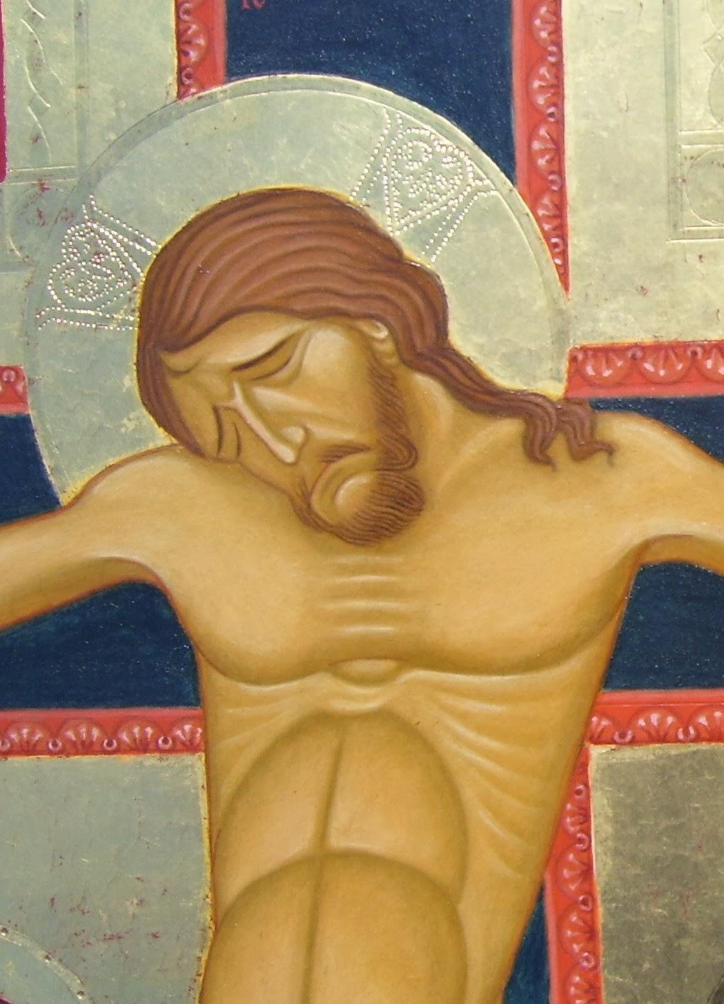 Crucifixión (detalle)