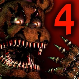 Download Game Android Gratis Five Nights at Freddys 4 apk