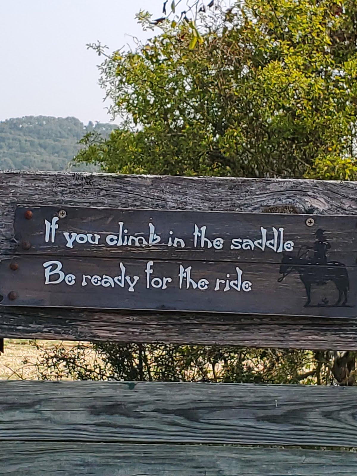 Texas Hill Country Wisdom