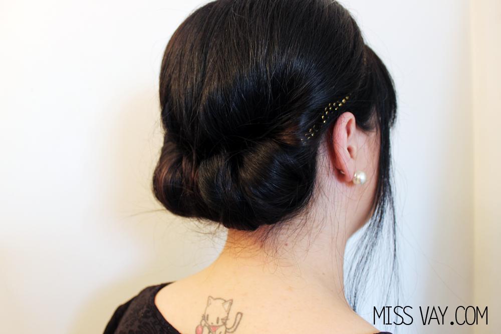 La boutique en ligne Accessoires Cheveux Chics Miss Vay