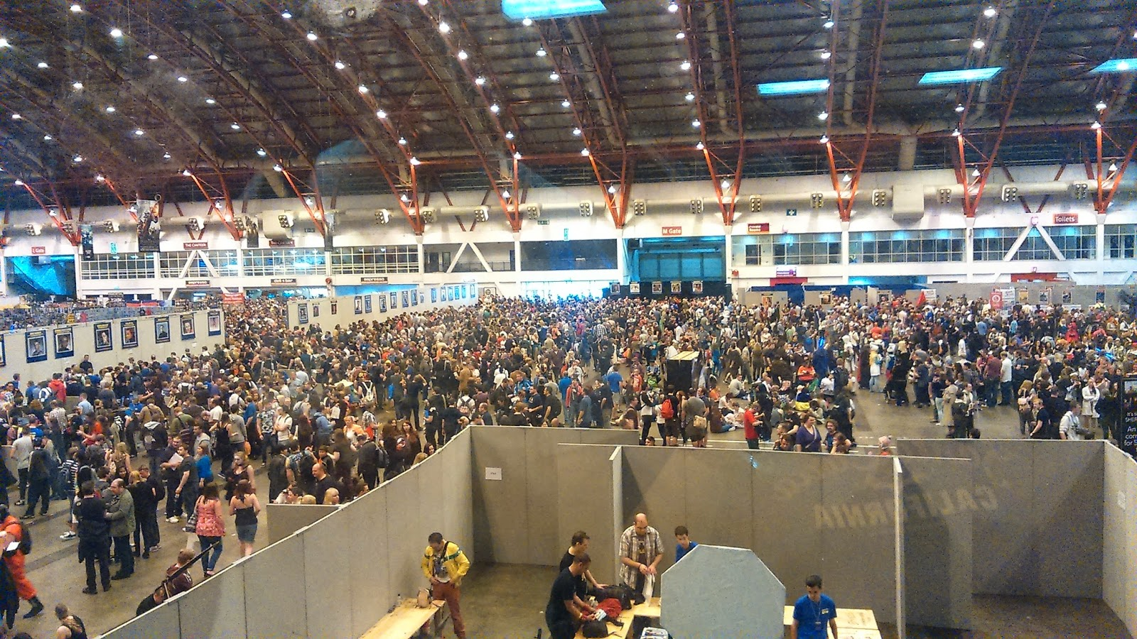 london film comic con 2014