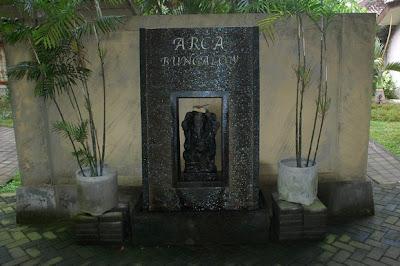 ARCA bungalow, Legian Bali