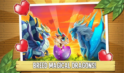 Dragon City 3.7 Mod Apk-screenshot-2