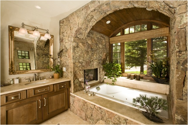 Key interiors by shinay old world bathroom design ideas for Old world bathroom ideas