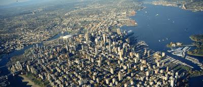 Vivir en Vancouver: regiones buenas y económicas