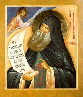 Azi 24 septembrie praznuirea Sfantului Siluan Athonitul !