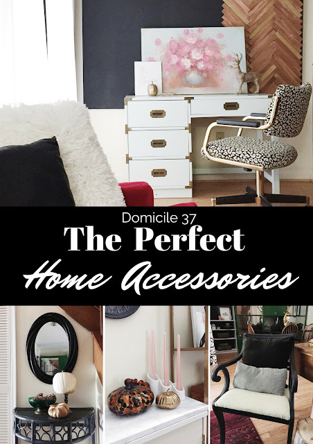 Decorating with Big Lots home accessories