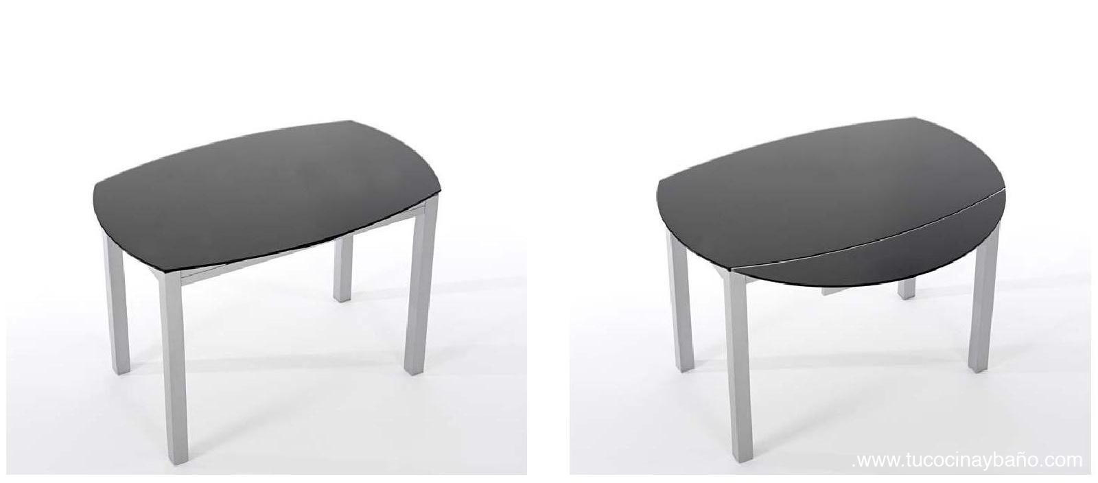 Mesas De Cocina Redondas. Perfect Mesas Redondas De Ikea Para El ...