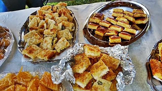 γιορτή πίτας, λάγκα