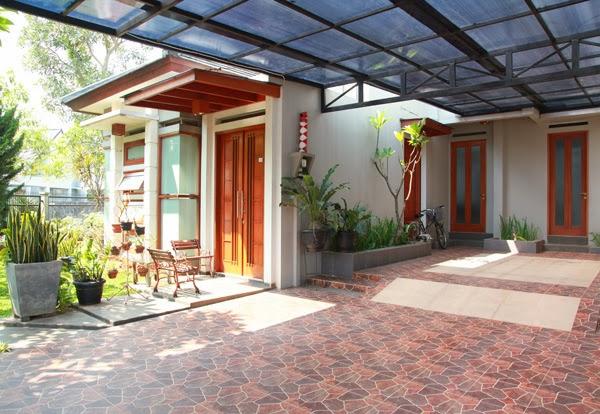 Desain Keramik Carport Rumah Minimais Unik Yang Indah.txt