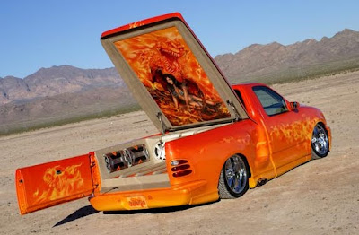 Ford-F-150-Airbrush-Car