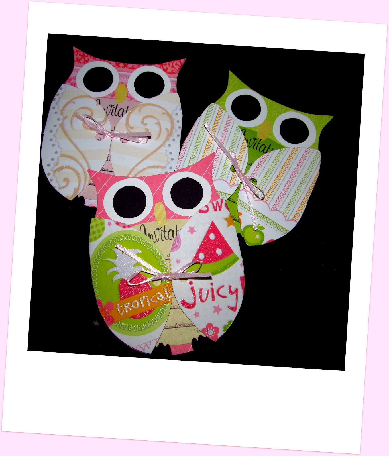 owl wedding invitation template .