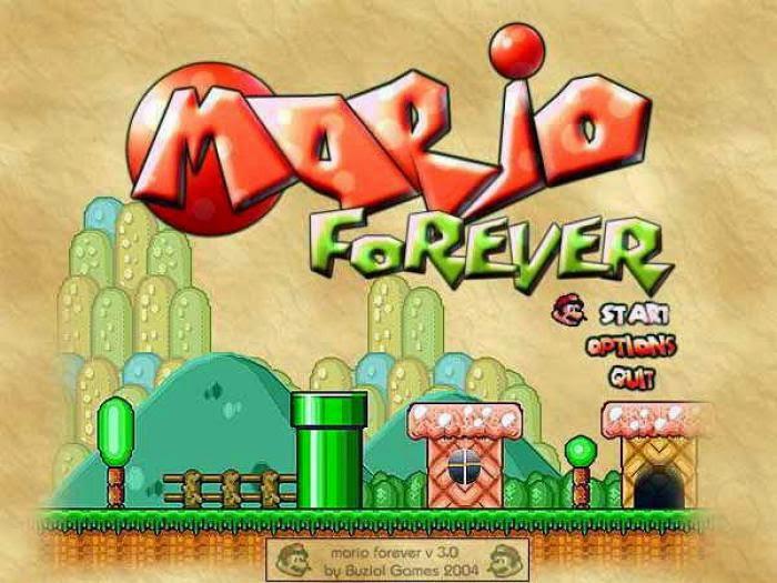 Mario Forever PC