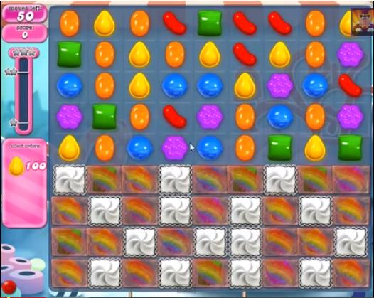 Level 306 | Candy Crush tips level 306