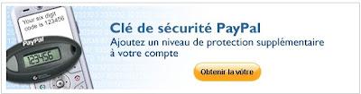sécurité paypal