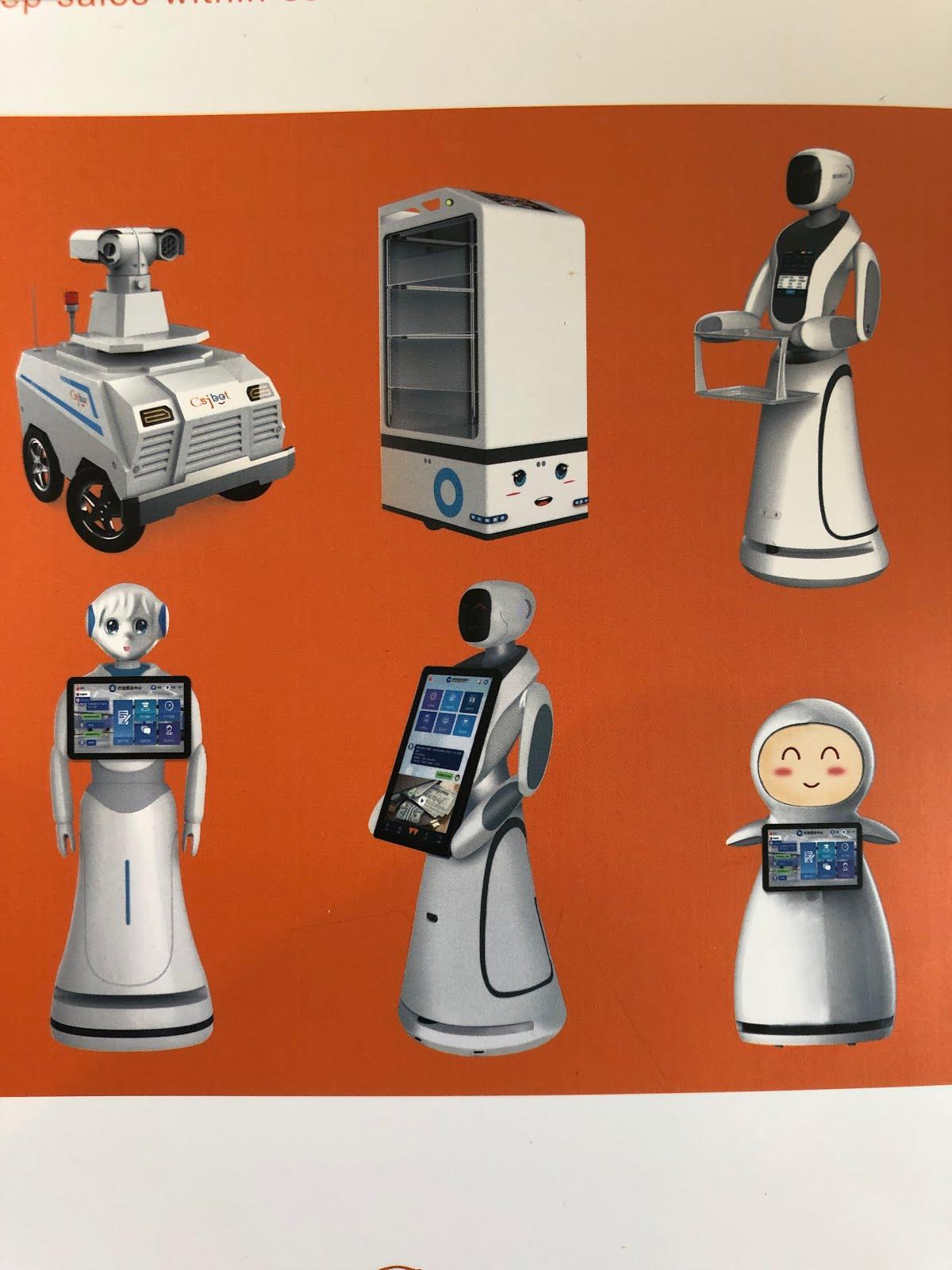 My Robot Store