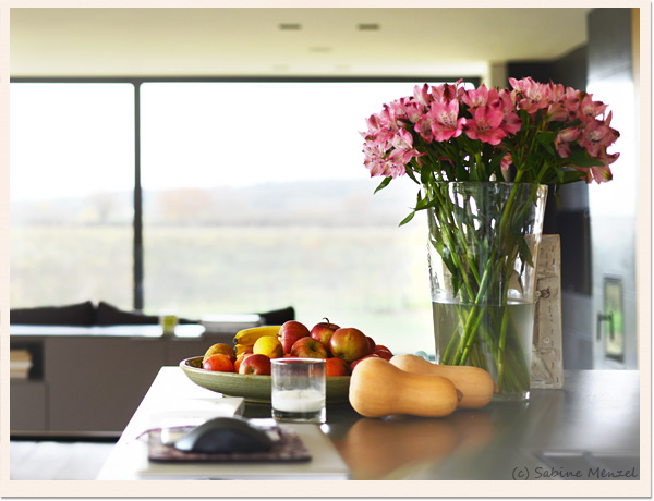 Psynopsis Interior Design Flowers Fruit & Pumpkin