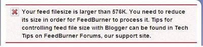 Memperkecil ukuran feed 576k