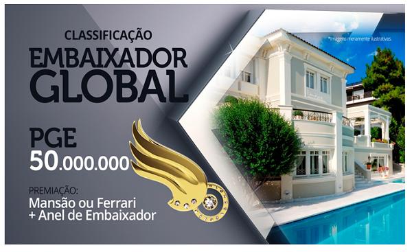 plano de carreira libertagia embaixador global