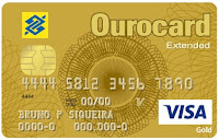 Ourocard Visa Gold Extended