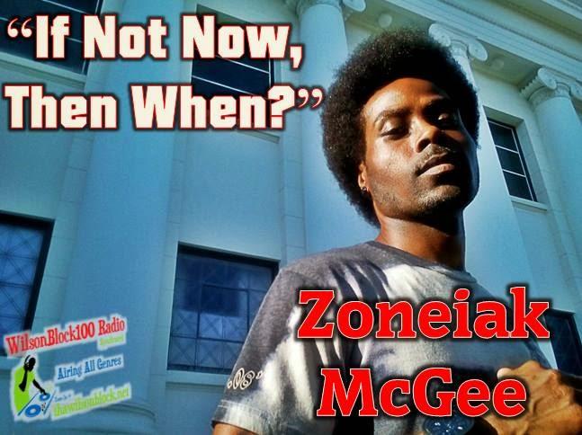 Zoneiak McGee Interview