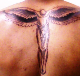 Angel Tattoos - Angel tattoo Ideas