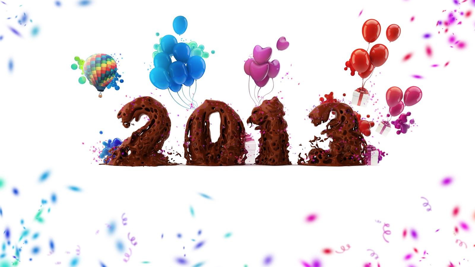 2013 Chocolate 2013 New Year 2013