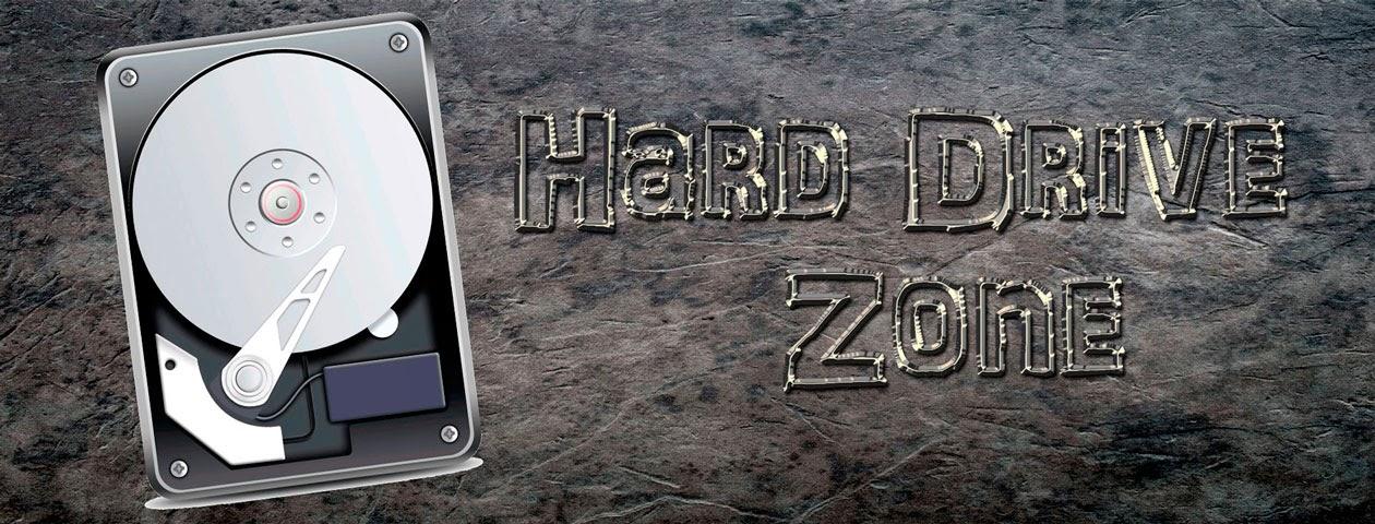 Hard Drive Zone