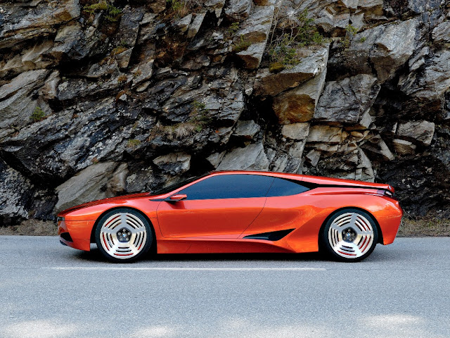 BMW M1 Homage Concept