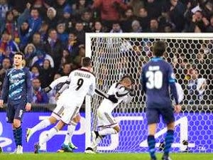Basel and Porto broke up in a draw 1: 1