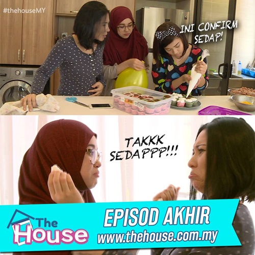 the house emma maembong episod akhir (astro) hari ke 10 – akhir, the house episod akhir – episod hari ke 10, emma maembong, chacha dan yaya tinggal serumah, quiz episod akhir the house astro