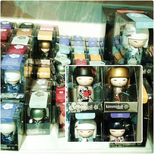 Kimmidolls muñecas japonesas
