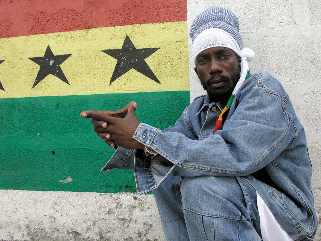 Reggae'sblog return