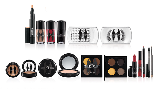 MAC Maleficent Collection Sneak Peek launching June 2014