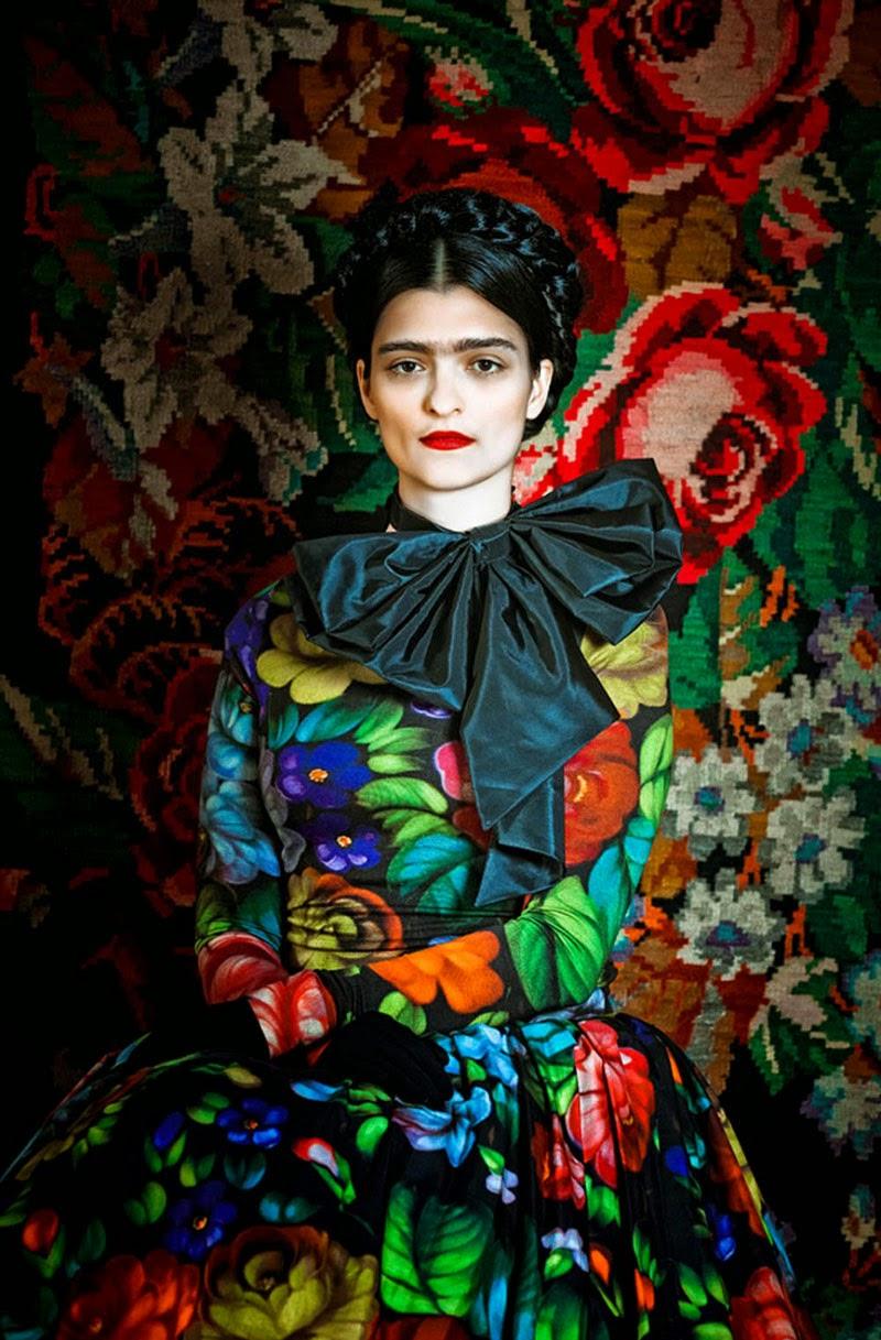 Todo el mundo quiere ser Frida Kahlo