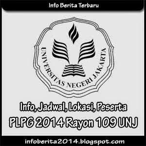 Info, Jadwal, Lokasi, dan Peserta PLPG 2014 Rayon 109 UNJ