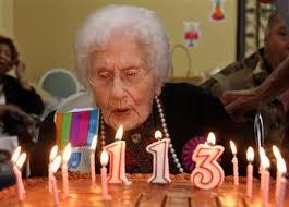 Carrie C. White wanita tertua di dunia
