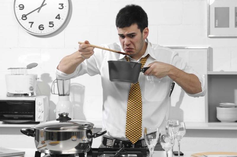 Готовим на кухне