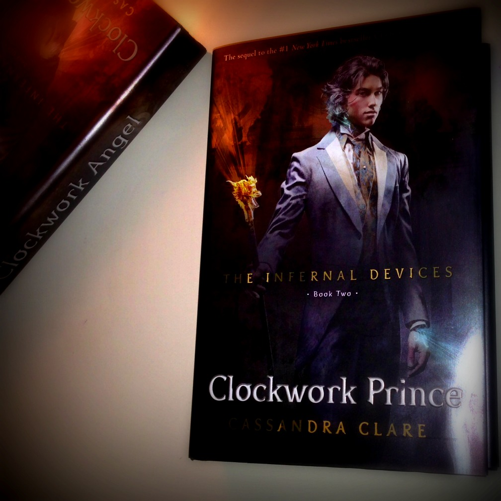 clockwork prince share term papers