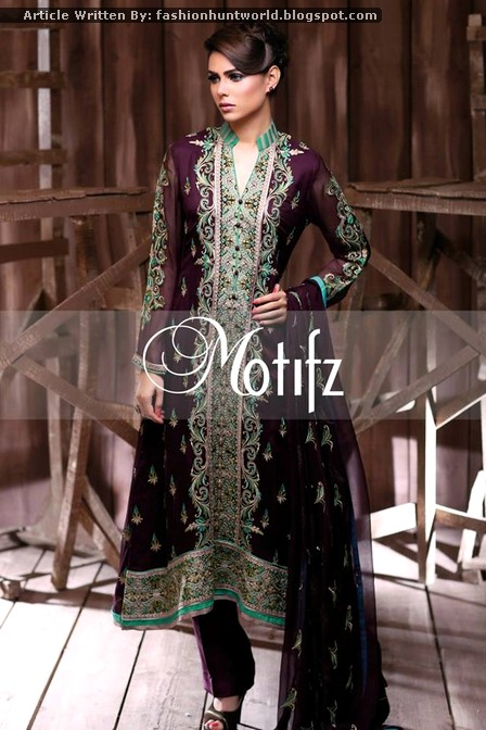 CRINKLE CHIFFON FORMAL VOL-3 By Motifz
