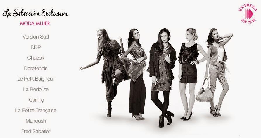 Aprovecha este especial de moda para mujer y ahorra